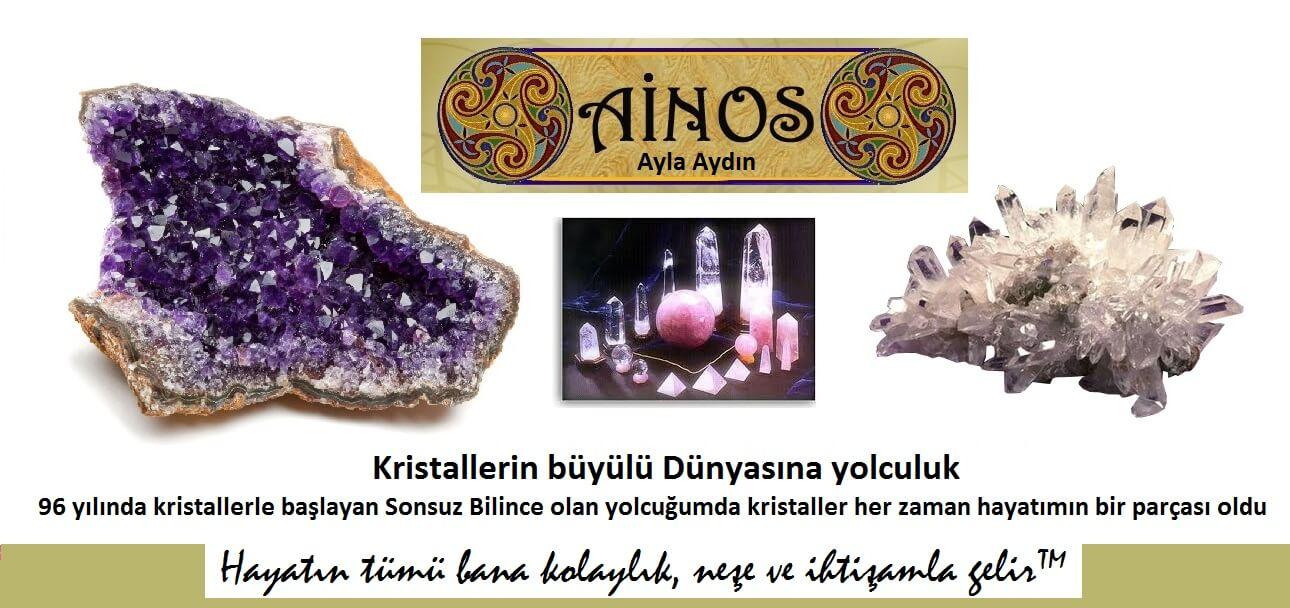 Kristallerin Büyülü Dünyasına bir yolculuk